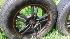 Продам колёса практически новые!. x16 5x114.30