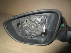 Зеркало заднего вида боковое. Volkswagen Passat Volkswagen Passat CC Двигатели: CCCA, CCSA, CCZA, CCZB