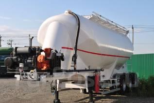 Ali Riza Usta. Продается цементовоз объем 34м3 с дизельным компрессором, 34 000 куб. см., 34,00куб. м.