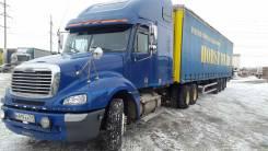 Freightliner. Фредлайнер, 1 500 куб. см., 18 000 кг.