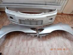 Продам запчасти на Nissan Presage (Ниссан Пресаж) бампер, крылья, пороги