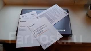 """Lenovo IdeaPad Z580. 15.6"""", 2,3ГГц, ОЗУ 4096 Мб, диск 500 Гб, WiFi, Bluetooth, аккумулятор на 4 ч."""
