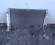 Радиатор охлаждения двигателя. Chevrolet TrailBlazer