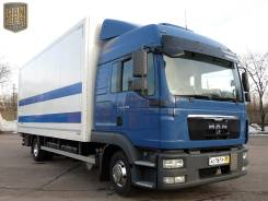 MAN TGL. 12.250, 2012, изотермический фургон 42м3, без пробега по РФ, 6 871 куб. см., 7 000 кг.