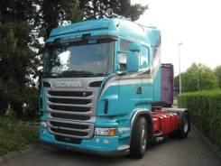 Scania R. 480 (двигатель от R 440), 13 000 куб. см., 40 000 кг.