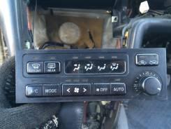 Блок управления климат-контролем. Toyota Cresta Toyota Mark II Toyota Chaser