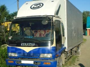 Isuzu Forward. Продам Исудзу Форвард 1995 г. в., 5т. 35 куб. 6,7м, 7 000 куб. см., 5 000 кг.