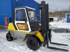 Balkancar ДВ 1798.33. Вилочный погрузчик г/п 5 тонн., 2 400 куб. см., 5 000 кг.