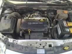 Двигатель в сборе. Opel Astra Двигатель Z16XER