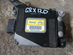 Блок управления рулевой рейкой. Toyota Mark X, GRX120