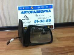 Зеркало заднего вида боковое. Suzuki Escudo Двигатель H20A