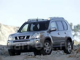 Рейлинг. Nissan X-Trail, DNT31, NT31, T31, T31R, TNT31. Под заказ