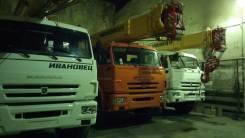 Камаз Ивановец. Автокран КС-45717К-3, 10 000 куб. см., 25 000 кг., 23 м.