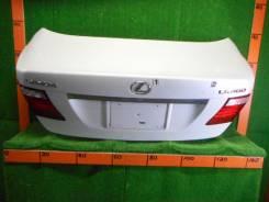 Крышка багажника. Lexus: LS600H / 600HL, LS600hL, LS460L, LS600h, LS460 Двигатели: 2URFSE, 1URFE, 1URFSE