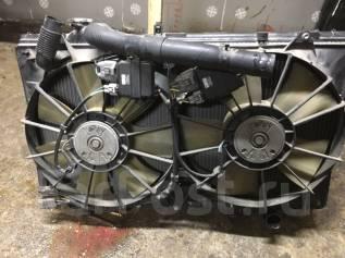 Патрубок радиатора. Toyota Aristo, JZS161 Двигатели: 2JZGE, 2JZGTE