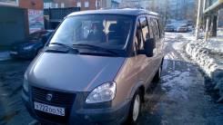 ГАЗ 2217 Баргузин. Продам ГАЗ 2217 Соболь - Баргузин, 2 900 куб. см., 6 мест