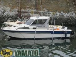 Yamaha FR-23. Год: 1989 год, длина 6,15м., двигатель подвесной, 115,00л.с., бензин. Под заказ