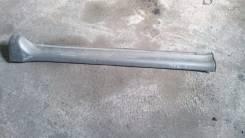 Накладка на порог. Mitsubishi Pajero, V75W