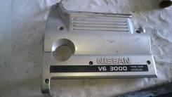 Крышка двигателя. Nissan Maxima Двигатель VQ30DE