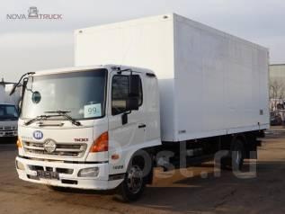 Hino 500. Продается изотермический фургон , 7 684 куб. см., 6 320 кг.