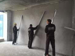 Механизированные штукатурные, шпаклевочные работы в Надеждинском Районе