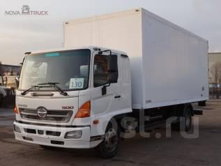 Hino 500. Продается изотермический грузовик , 7 684 куб. см., 6 320 кг.