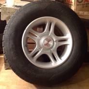 Продам колеса на джип. 8.0x16 6x114.30