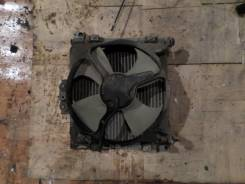 Вентилятор охлаждения радиатора. Honda Civic, EK3