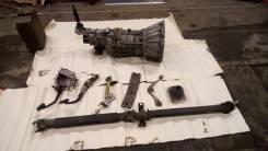 Механическая коробка передач R154, длинная, кит JZX110. Toyota Verossa, JZX110 Toyota Mark II Wagon Blit, JZX110 Toyota Mark II, JZX110