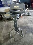 Suzuki. 4,00л.с., 2х тактный, бензин, нога L (508 мм)