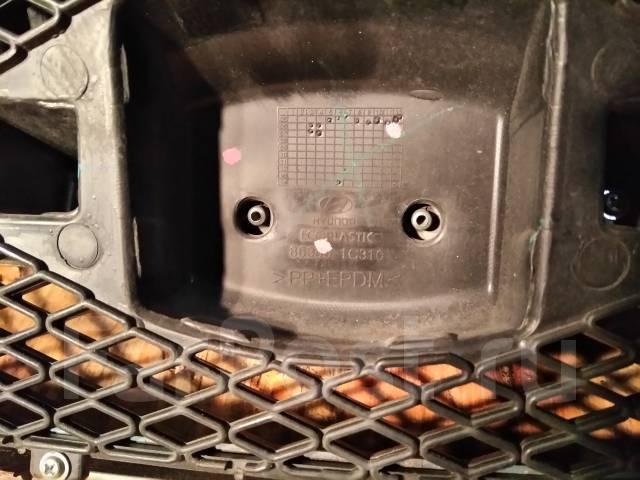 Решетка радиатора. Hyundai Getz Hyundai Click