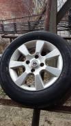 Новые колеса на летней резине 205/60 R15, диски литые. x15