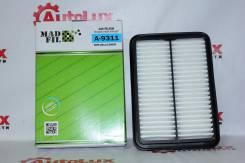 Фильтр воздушный. Hyundai Santa Fe Двигатели: D4BH, D4BB