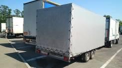 Boro 2, 2014. Прицеп-автовоз двухосный Boro 2, 2 000кг.