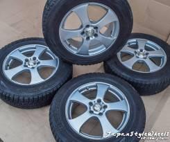 Nissan X-Trail. 7.0x17, 5x114.30, ET48, ЦО 73,1мм.