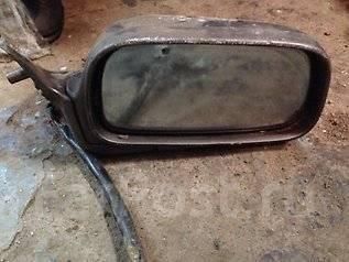 Зеркало заднего вида боковое. Toyota Sprinter, AE91