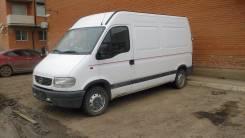 Opel Movano. Продам грузовой фургон., 2 500куб. см., 3 500 000кг., 4x2