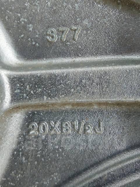 MOZ Vice. 8.5x20, 6x139.70, ET15, ЦО 108,0мм.