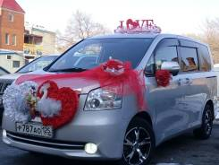 Комфортный Автобус-Noah/Voxy7 мест, город, край, встречи, свадьбы и. т. д. С водителем