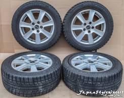 Borbet 7,5Jx16 5x112 ET38 Bridgestone Blizzak Revo2 225/55R16 7мм. 7.5x16 5x112.00 ET38 ЦО 73,0мм.
