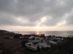 Земельный участок в аренду. Берег моря. Фото участка