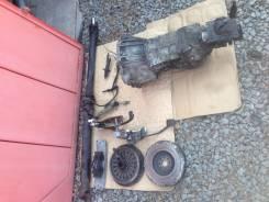 Механическая коробка переключения передач. Toyota Mark II, JZX110 Toyota Soarer