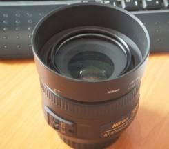Nikon AF-S 35 mm f/1.8G DX Nikkor