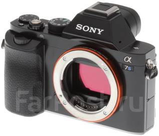 Sony Alpha ILCE-7S. 10 - 14.9 Мп, зум: без зума. Под заказ