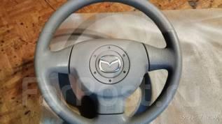 Руль. Mazda Demio