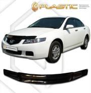 Дефлектор капота. Honda Accord, CL9, CL8