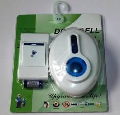 Отличный беспроводной дверной звонок DoorBell (до 80 м; 32 мелодии)!