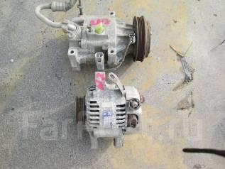 Генератор. Toyota Platz, NCP16 Двигатель 2NZFE