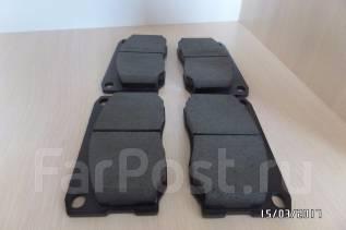 Колодка тормозная дисковая. Hyundai County, HD45, HD65, HD75, HD78 Hyundai HD, HD45, HD65, HD75, HD78