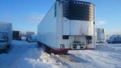 Krone. Продам полуприцеп-рефрижератор , 20 000 кг.